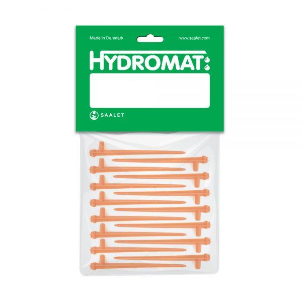 Dryppinde til hydromat drypvandingsanlæg